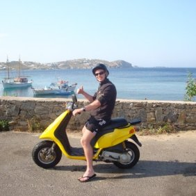 Scooter_Mykonos