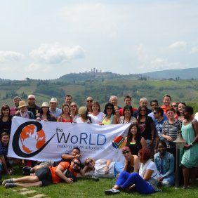 tuscany group photo