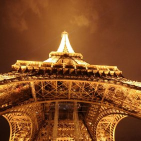 Eiffel Tower on European Tour