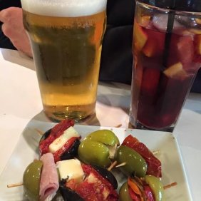 Local food and drinks