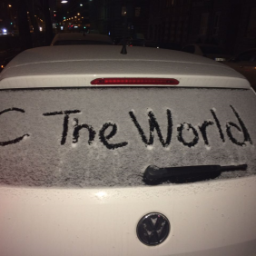 c the world