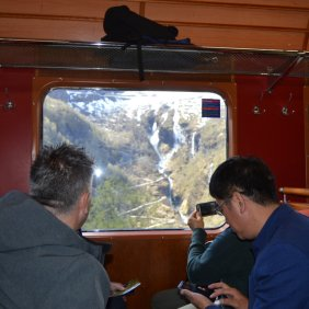 Train to Myrdal