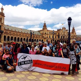 group in Seville