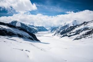 Jungfraujoch_view